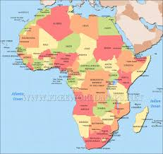 Us Map Editable Africa Political Map 2017 Americafuntrip Com