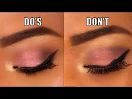 eyeshadows do s and don ts tips tricks itsyourtinu