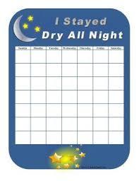 Dry Nights Chart For Girls Google Search Reward Chart