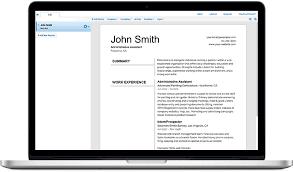 Free Resume Builder Build Free Resume Image 3224