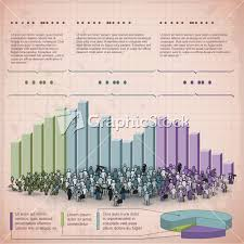 infographic templates get your infographic kick started retro bar infographic template