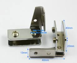 Glass Door Cabinet Hinges Glass Door Clamp Picture More Detailed Picture About 4 Pieces