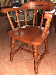 glamorous wooden captains chairs of wooden captains swivel chair