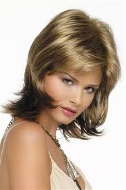Mid-Length Layered <b>Lace</b> Front Wig - Barbie by <b>Envy</b>