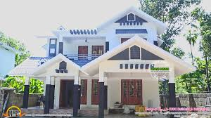 Kerala Latest Home Designs Superb New Houses For Starts Here Design And