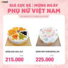 Emart Vietnam - 🌻[𝐇𝐎𝐀̣𝐓 Đ𝐎̣̂𝐍𝐆 𝐂𝐔𝐎̂́𝐈 𝐓𝐔𝐀̂̀𝐍] BÁNH & HOA...
