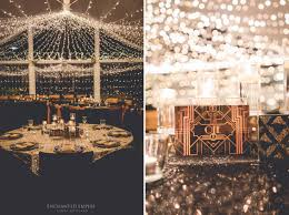 great gatsby wedding styled by enchanted empire event artisans