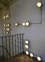 exposed lighting. lighting design exposed