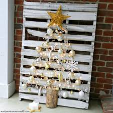 outdoor pallet christmas tree. easy diy pallet christmas tree easy dinner!.. just about as outdoor s
