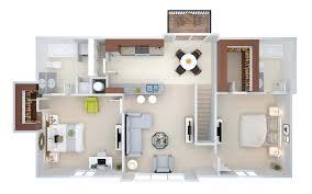 making 3d floor plans