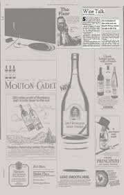 Wine Talk The New York Times