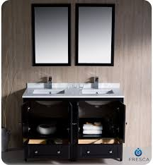 48 bathroom vanity double sink