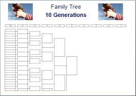 Excel Genealogy Templates Genealogy Templates Excel Tirevi Fontanacountryinn Com