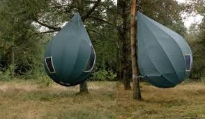 Impractical based on the cost, but way fun to see. It's called the tree tent,  designed by the very cool Dr Wapenaar, an individual who creates pieces  that ...