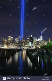 9 11 Lights Live New York Ny Usa 11th Sep 2016 9 11 Tribute In Light