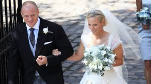 He said the church's location. Zara Phillips Marries Mike Tindall Prince William Kate Middleton Prince Harry And More Royals Attend