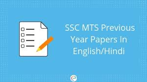 Papers Paper Ssc Mts Previous Year Papers English Hindi Pdf Download