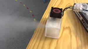 smoke generator diy vs burn effect v3