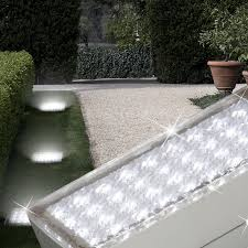 paver floor led transpa clear plastic lamp recessed lamp light spot spotlight outdoor recessed