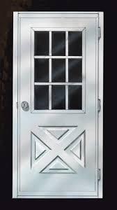 Dog Doors  Pet Doors  The Home DepotAluminum Louvered Exterior Doors