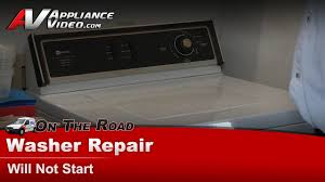 washer will not start diagnostic repair maytag whirlpool sears lat8240aaw