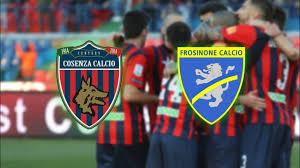 Cosenza vs Frosinone (0-2) Match Highlights - YouTube