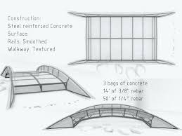 garden bridge design london wooden designs plans bri