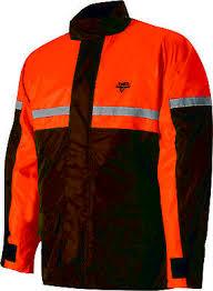 Nelson Rigg Sr 6000 Waterproof Motorcycle Stormrider Orange