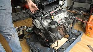 It Runs! - Toyota Yaris engine first start outside of car. - YouTube