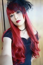 姫カットで小顔効果抜群なヘアスタイルデザイン高品質なウィッグは