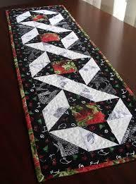 Christmas tablerunner | quilting | Pinterest | Quilt table runners ... & Christmas tablerunner Adamdwight.com