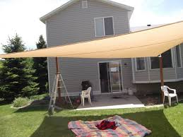 best patio shade sails posts in brilliant home decorating ideas with sun screen custom made outdoor shades garden canopy for backyard structure wooden