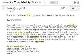 Letter Of Invitation For Uk Visa Template Awesome Is My UK Visa Application Approved By Kristine Camins