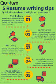 5 Steps To Make Your Resume Shine