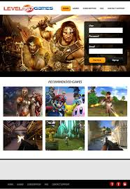 Design Games Now Professional Elegant Games Web Design For A Company By