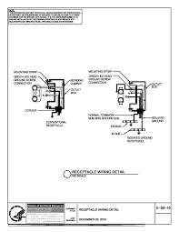 nih standard cad details thumbnail of e 50 10 receptacle wiring