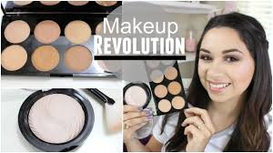 makeup revolution bronzer palette highlight all about the bronze you