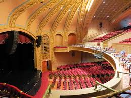 Sherman Theater Summer Stage Seating Chart Main Floor Or Front Of Balcony Offer Best Views Love The