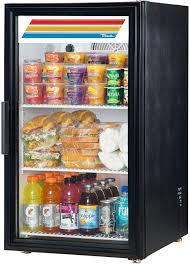 true gdm 06 ld 20 1 swing glass door countertop refrigerated merchandiser