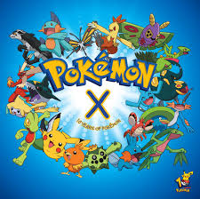 Pokemon X Cover (Page 1) - Line.17QQ.com