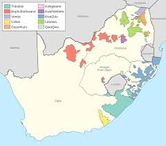 was there a theoretical endgame to apartheid in south africa from the map
