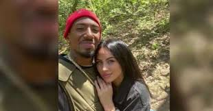 Berlin police found the body of kasia lenhardt, 25, yesterday in her apartment in the city but authorities are not treating last week, bayern munich defender boateng, 32, announced last week. Jerome Boateng Shows Everyone His Friend Kasia Lenhardt Web24 News