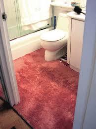 the best bathroom carpet