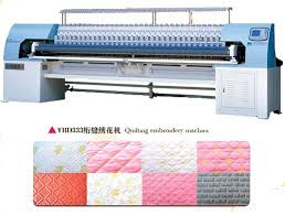 Yiboda Muti-Functional Embroidery Quilting Machines 33 heads China ... & Yiboda Muti-Functional Embroidery Quilting Machines 33 heads Adamdwight.com
