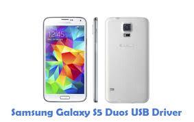 Samsung Galaxy S5 Duos USB Driver ...
