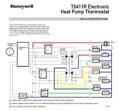 honeywell heat pump thermostat wiring diagram fitfathers me wire honeywell thermostat diagram honeywell heat pump thermostat wiring diagram
