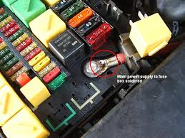 range rover world electrical connections 2004 range rover fuse box diagram 2004 Range Rover Fuse Box #42