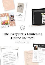 The Everygirl is Launching Online Courses and Celebrating 7 Years ...