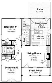 1000 sq ft house plan the chesterfield 10 001 285 from