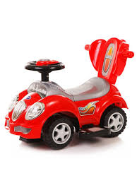 Пушкар <b>Cute</b> Car (резиновые колеса) <b>BabyCare</b> 9567691 в ...